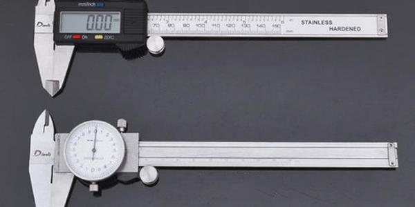 硅胶制品厂检测技巧之卡尺篇