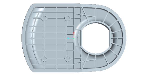 注塑成型过程中推杆是如何顶出的