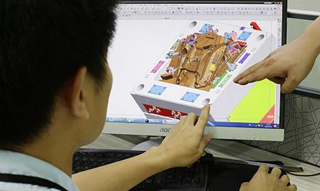 东莞市马驰科注塑模具开模设计