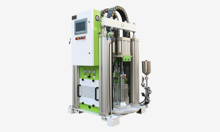 东莞市马驰科液态硅胶注塑加工系统