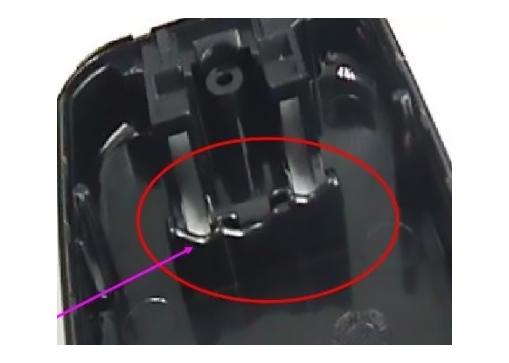 东莞市马驰科注塑加工厂家不良产品