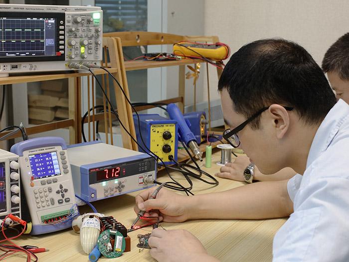 马驰科 电子开发工程师