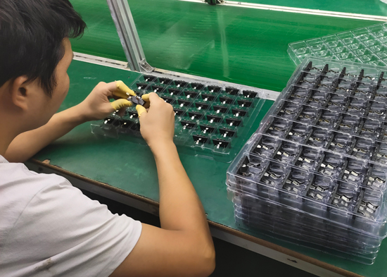 东莞市美容仪器厂家检测程序
