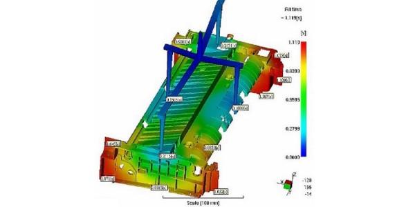 注塑模具加工厂从业者必看—结合线对机械动作的影响及对策