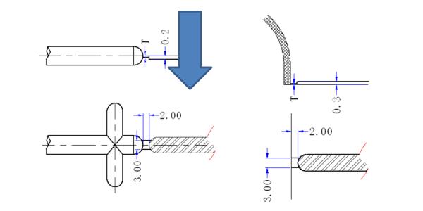 注塑模具加工厂在设计排气时要注意什么
