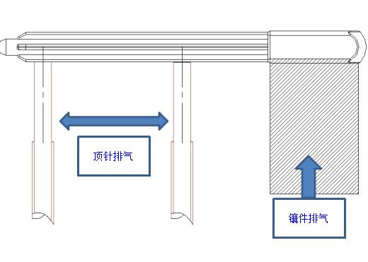 东莞市马驰科注塑模具加工厂模具图
