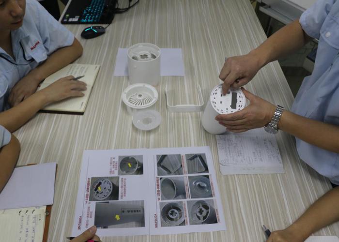 东莞市马驰科硅胶加工厂研讨会
