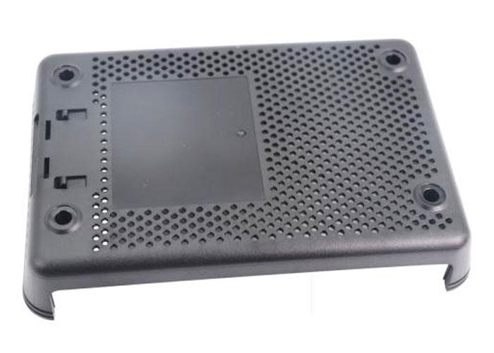 东莞塑料制品生产厂家——WIFI接收盒注塑件