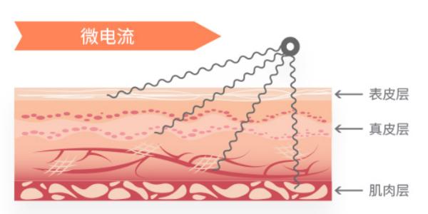 美容仪器厂家的微电流美容仪有什么作用?