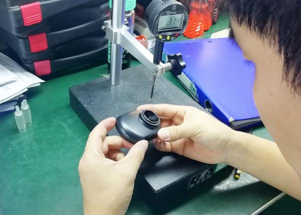 美容仪器厂家PQC检测