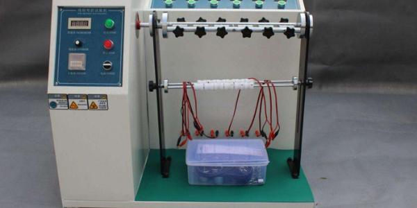 美容仪器厂商充电线摇摆测试