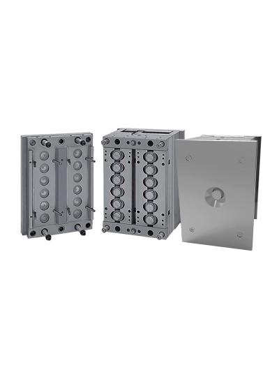 双色模具-电器外壳双色模具