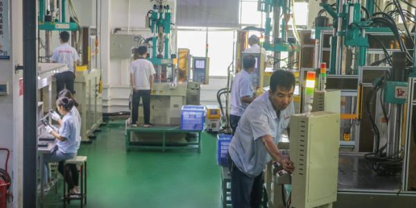 东莞立式注塑加工厂