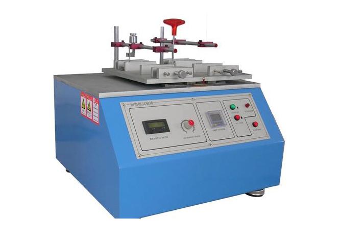 美容仪器厂家的酒精耐磨试验机