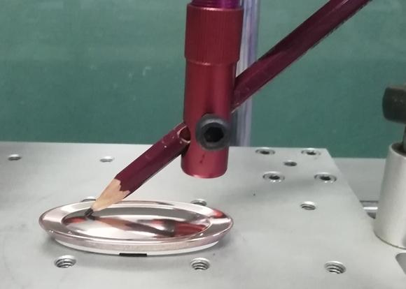 东莞市美容仪器厂家的硬度实验