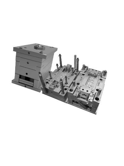 双色模具-电动工具外壳双色模具