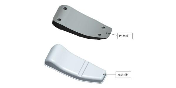 通过塑料注塑产品的设计巧妙解决了产品开胶问题