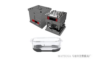 东莞市马驰科锂电池外壳注塑模具加工
