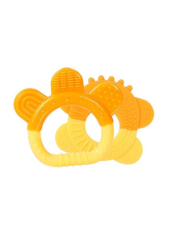 硅胶牙胶定制