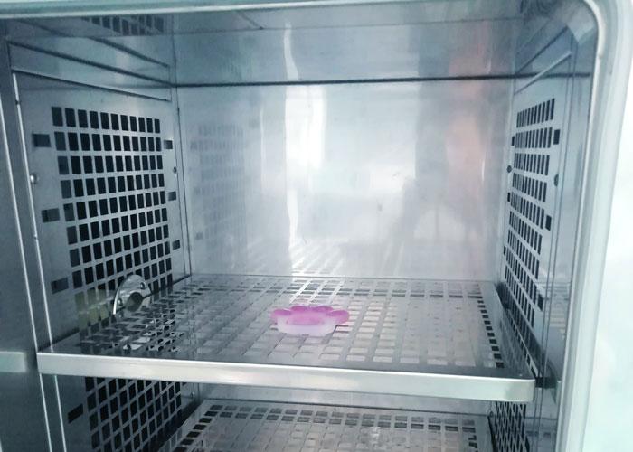 东莞硅胶制品厂牙胶产品实验