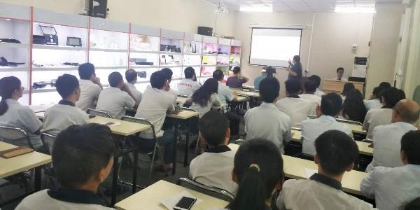 """东莞马驰科双色注塑加工厂开展纪念""""九一八""""爱国主义教育活动"""