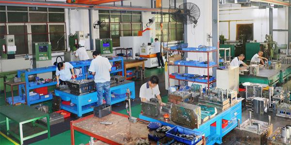 东莞市马驰科注塑模具加工浅谈塑胶模具制造流程管理诊断与优化必要性