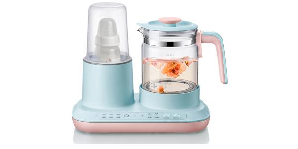 液体硅胶制品加工厂告诉你温奶器有哪些功能?