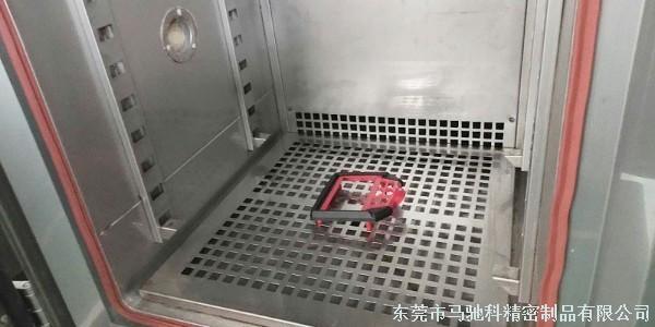 双色注塑厂商对冷热冲击试验的条件解析