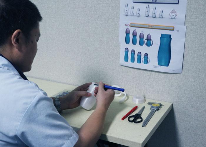 包胶注塑设计研究
