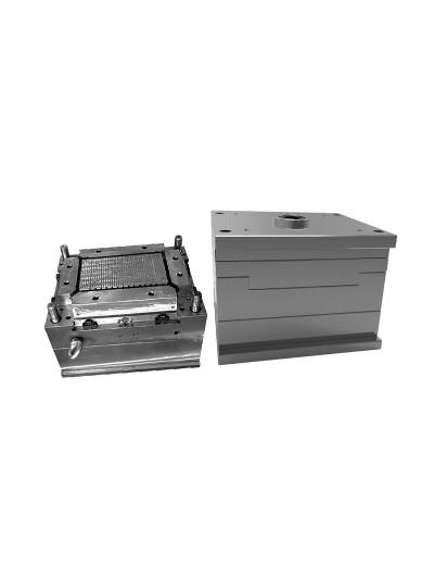 包胶模具-遥控器包胶模具