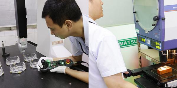 马驰科高能注塑制品加工的秘诀—机械手代替人工