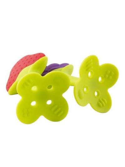 硅胶磨牙棒液态硅胶模具注塑