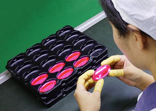 美容仪器厂家检测现场