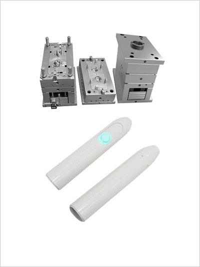 双色模具-电动牙刷双色模具