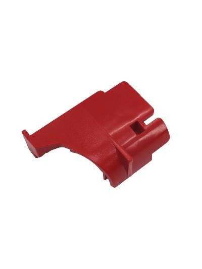 注塑-电源盒保护盖注塑件