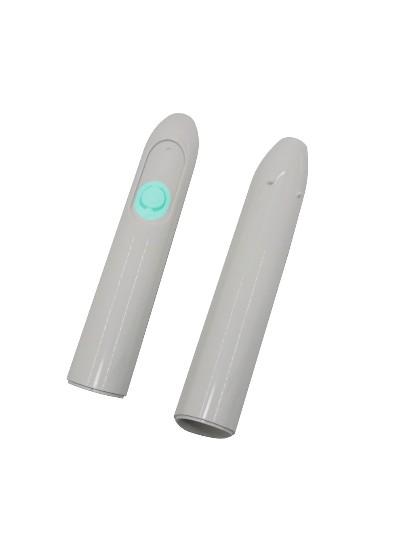 双色注塑-电动牙刷手柄双色注塑件