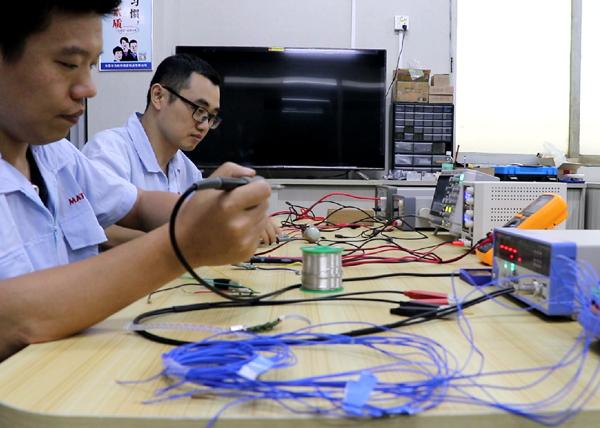 美容仪器厂家电子检测
