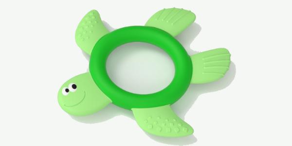 硅胶产品生产厂家对牙胶的生产要求