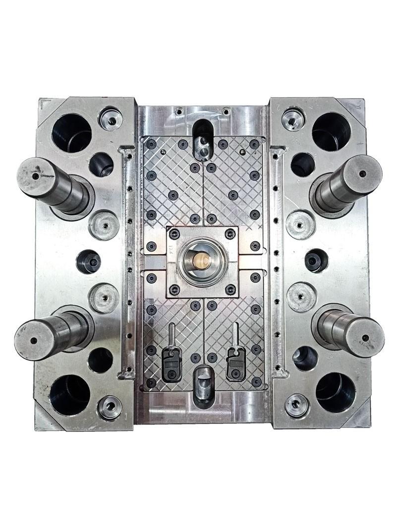 注塑模具-吸奶器控制器盖