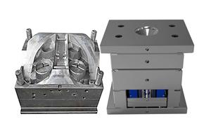 包胶模具-电器外壳包胶模具