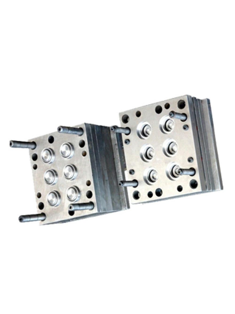 硅胶模具-液态硅胶奶嘴模具