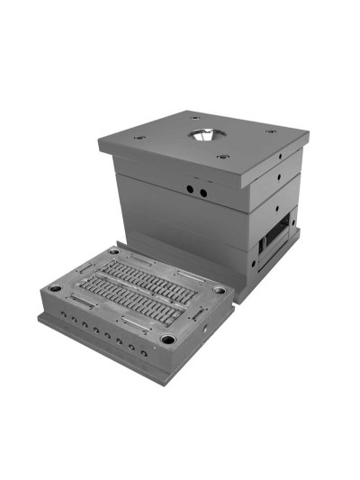包胶模具-医用药盒外壳包胶加工