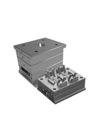 包胶模具-空调遥控器面盖包胶加工
