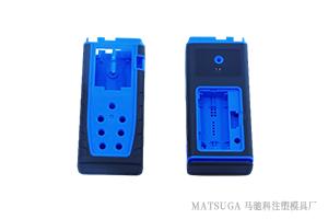 东莞市马驰科塑料仪器壳双色注塑加工