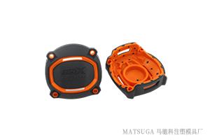 东莞市马驰科电池盒塑胶双色注塑加工