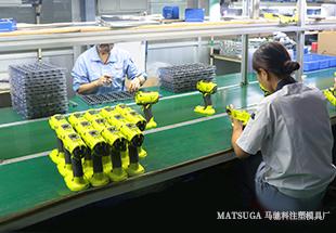 东莞市马驰科双色模具注塑加工外观检查