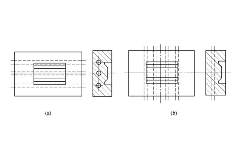 东莞市模具设计与制造模具图