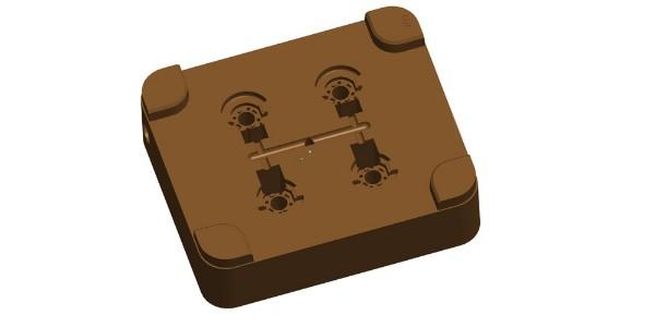 注塑模具加工厂的模具设计思路清晰,加工质量才有保证