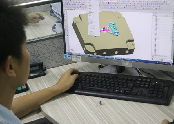 注塑模具加工厂模具分析