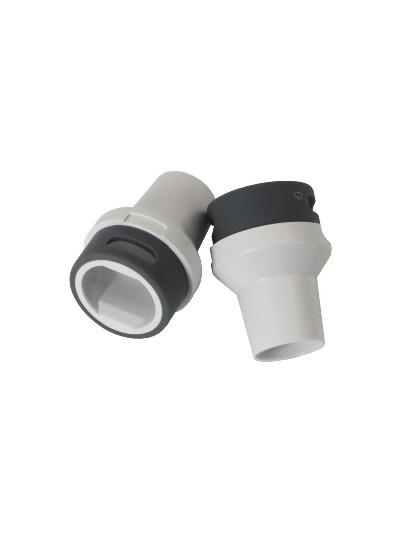 双色注塑-医用喷雾器嘴双色注塑件